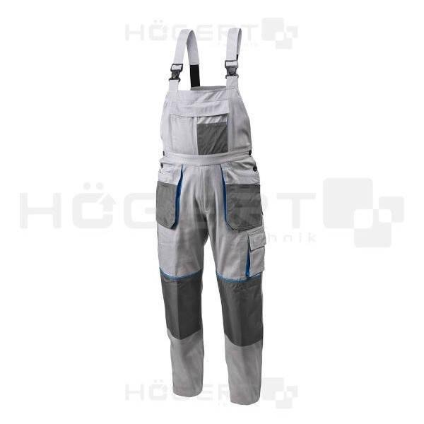 3f4f2982369223 Spodnie robocze ogrodniczki HOGERT 100% bawełna XL HT5K273 - Sklep  meblownia.pl
